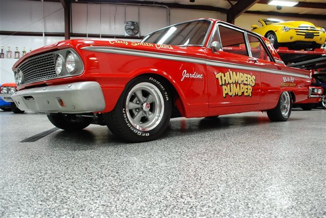 Sixties drag car, Street drag & super stocker 94254025