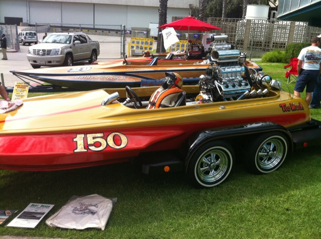 Bateaux vintages, customs & dragsters, Drag & custom boat  A6cd8c10