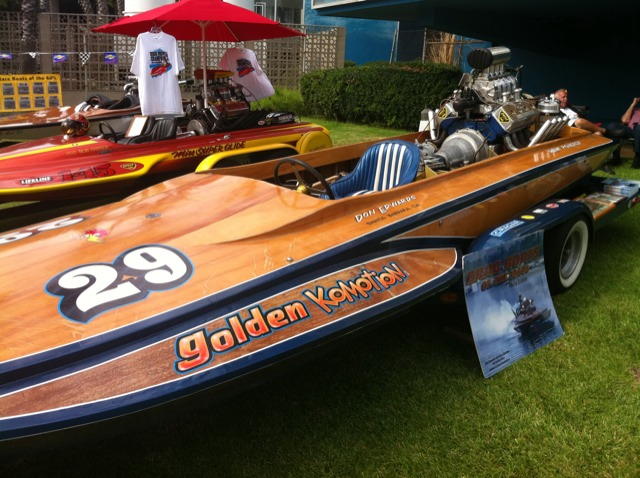 Bateaux vintages, customs & dragsters, Drag & custom boat  A6cd8c11