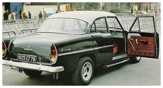 Simca Vedette customs Ariann11