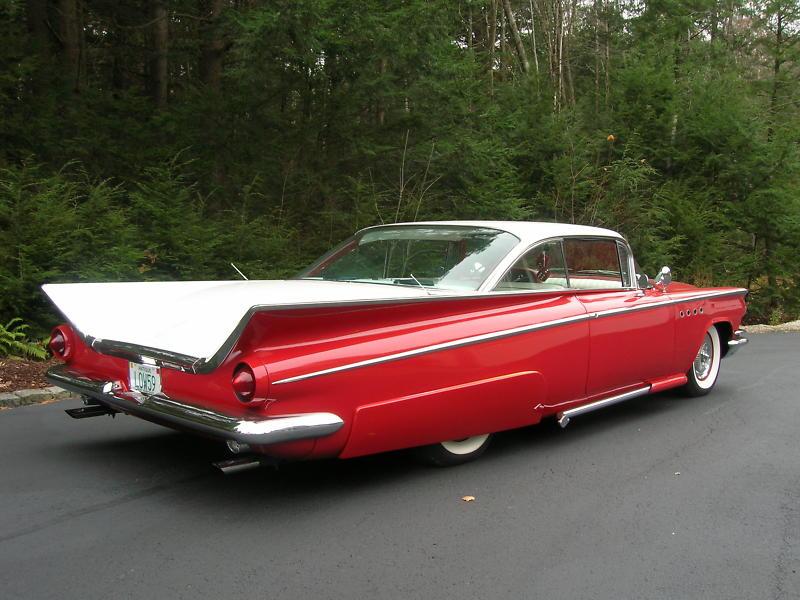 Buick 1959 - 1960 custom & mild custom B9e63q10