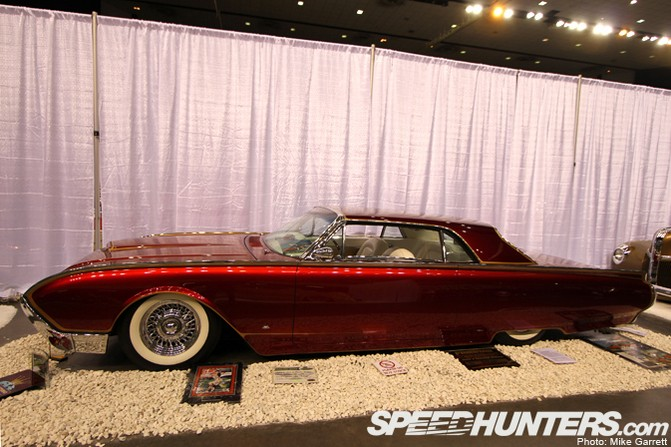 Ford Thunderbird 1961 - 1963 custom & mild custom Bird110