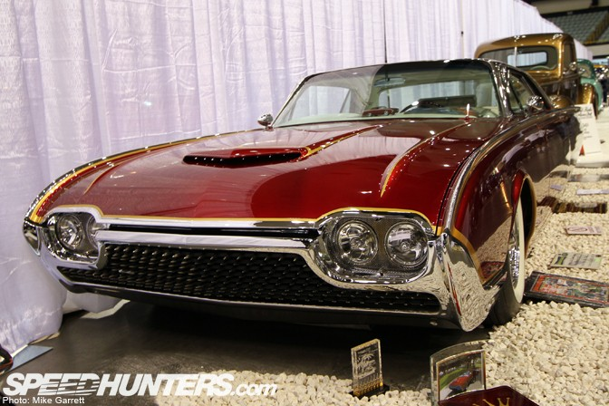 Ford Thunderbird 1961 - 1963 custom & mild custom Bird3_10