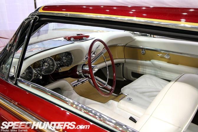 Ford Thunderbird 1961 - 1963 custom & mild custom Bird510