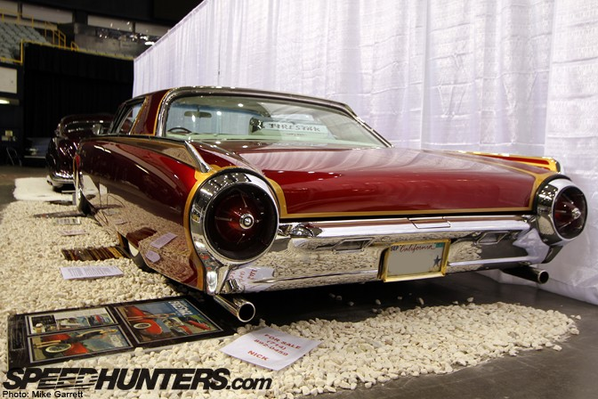 Ford Thunderbird 1961 - 1963 custom & mild custom Bird610