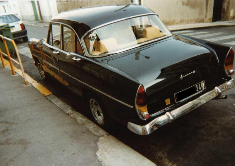 Simca Vedette customs Bpiqd310