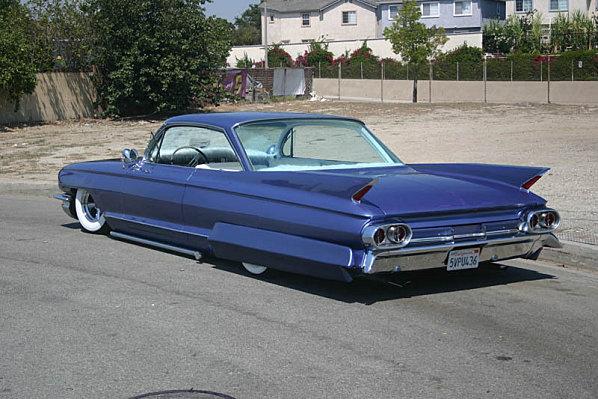 Cadillac 1961 - 1968 Custom & mild custom Cadill10