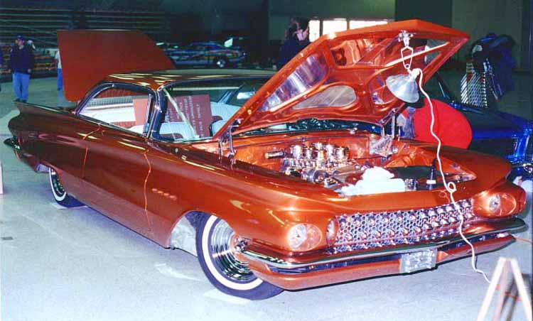 1960 Buick - Cinnamon -  Cust710