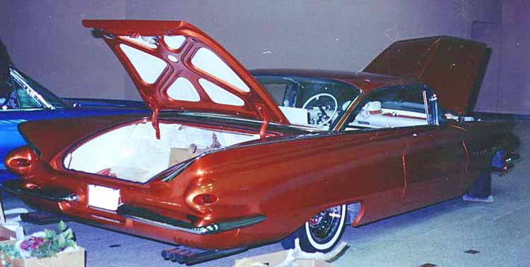 1960 Buick - Cinnamon -  Cust810