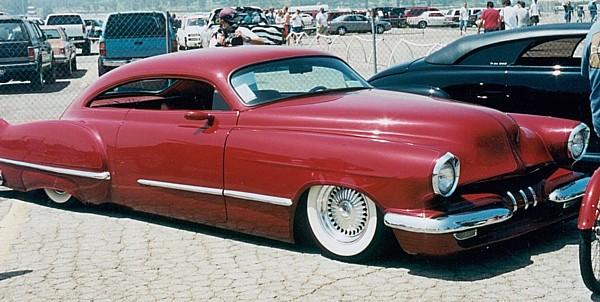 Cadillac 1948 - 1953 custom & mild custom Custom17