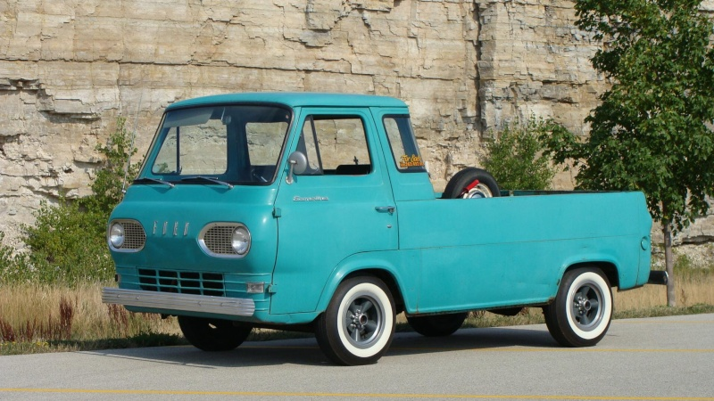 Ford Econoline 1961 - 1967 Dsc01310