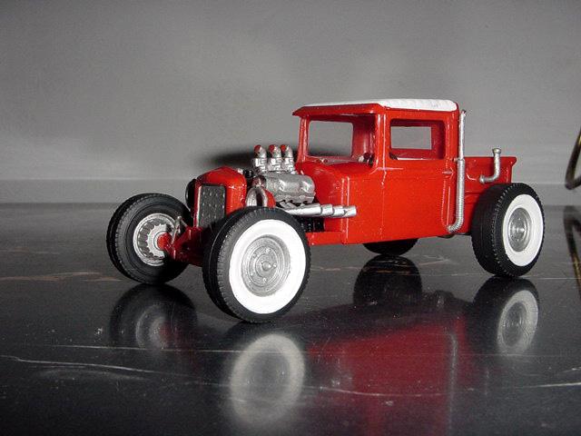 Aurora Hot Rod 1/32 - 1/25 model kit Dsc03912