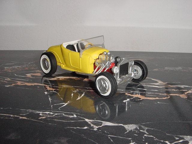 Aurora Hot Rod 1/32 - 1/25 model kit Dsc04210
