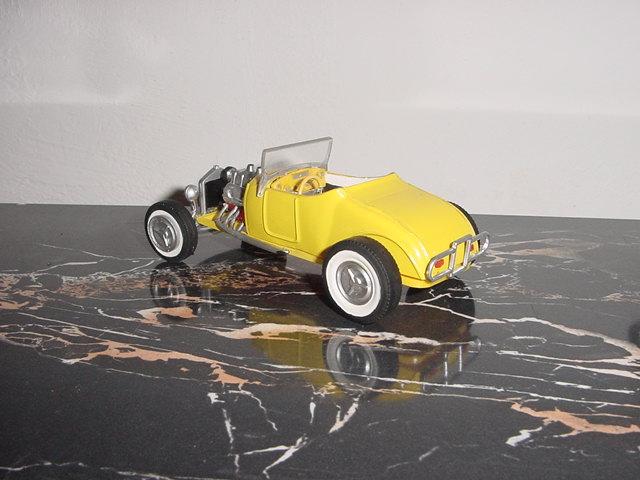 Aurora Hot Rod 1/32 - 1/25 model kit Dsc04211