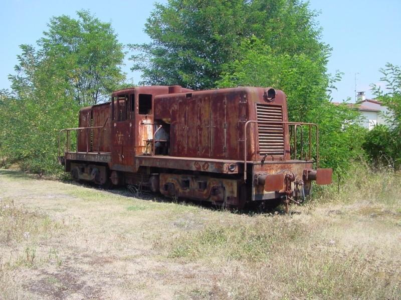 Locomotives et trains vintages Dsc08441