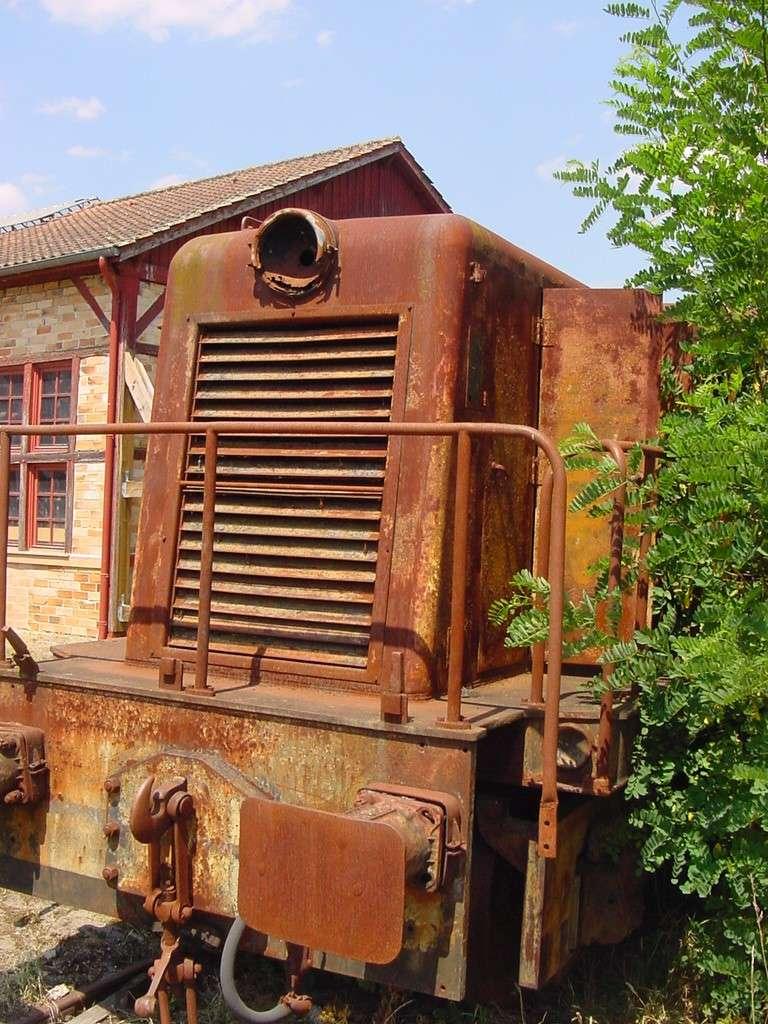 Locomotives et trains vintages Dsc08446