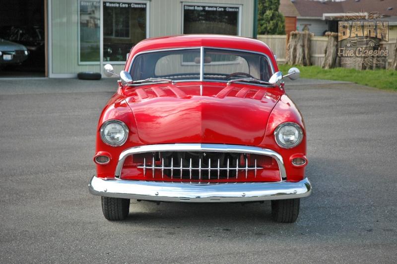 Ford 1949 - 50 - 51 (shoebox) custom & mild custom galerie - Page 3 Dsc_0010