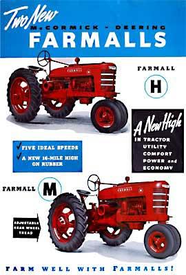 Tracteurs agricoles et véhicules de chantier Farmal10