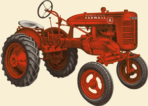 Tracteurs agricoles et véhicules de chantier Farmal11