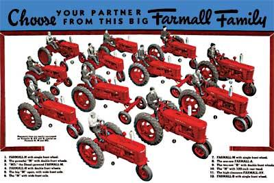 Tracteurs agricoles et véhicules de chantier Farmal12