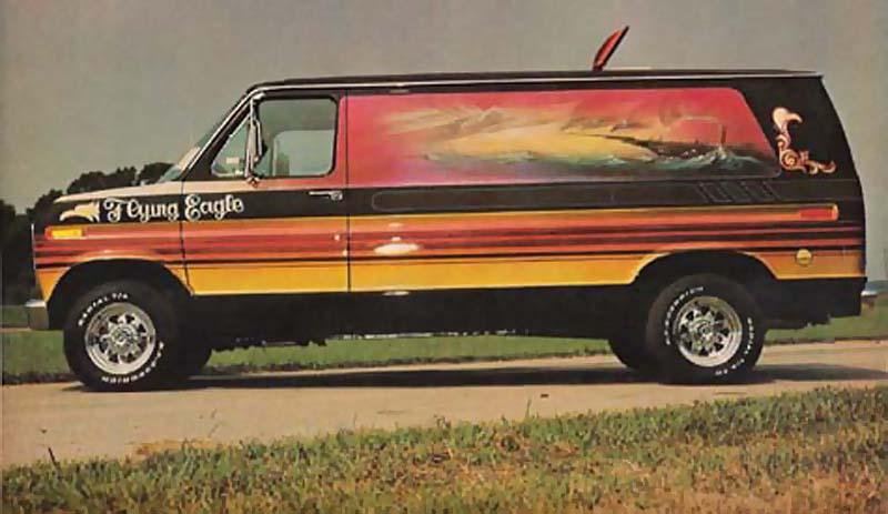 Golden age des Vans Flying10