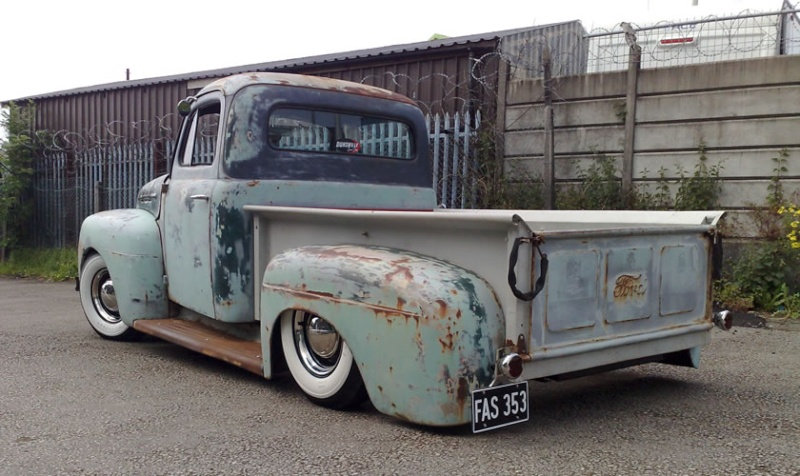 Patine, peinture et rouille - Barn find & Patina - Page 2 Ford-t11