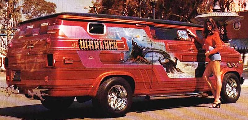 Golden age des Vans Garryg10