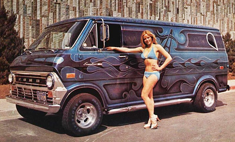 Golden age des Vans George10