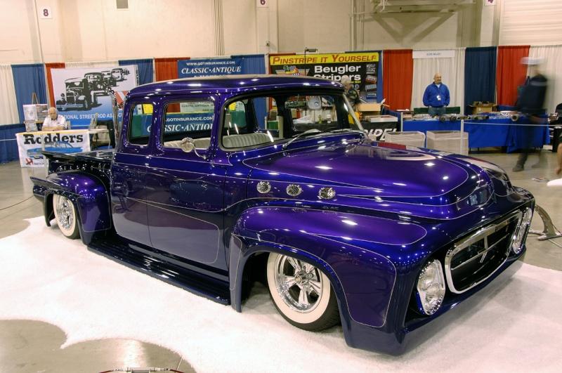 Ford Pick Up 1953 - 1956 custom & mild custom Gnroad10