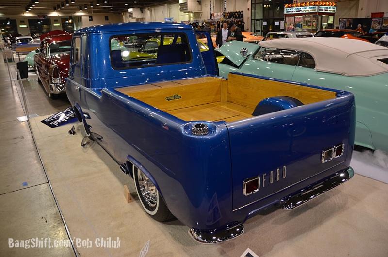 Ford Econoline 1961 - 1967 Grand-13