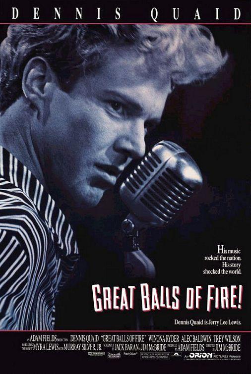 Great Balls of Fire! - Jim McBride - 1989 Great-10