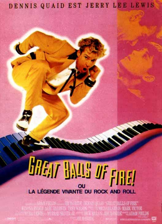 Great Balls of Fire! - Jim McBride - 1989 Great210
