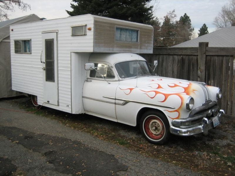 camping car vintage Housec10