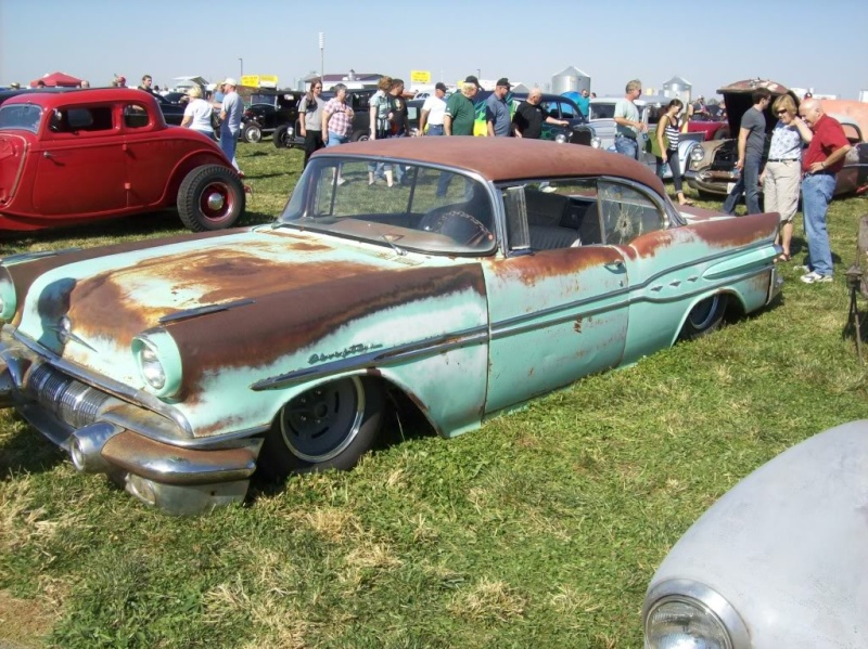 Patine, peinture et rouille - Barn find & Patina - Page 2 Hunner10