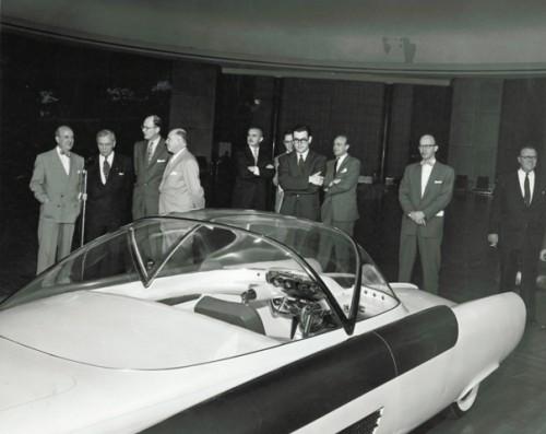 Ford FX Atmos 1954 concept car Image-10