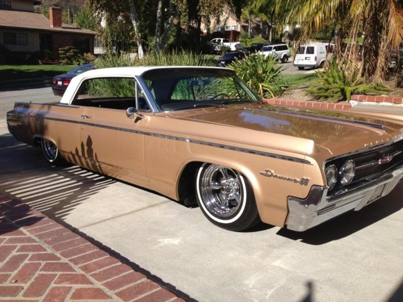 Oldsmobile 1961 - 1964 custom & mild custom Img95810