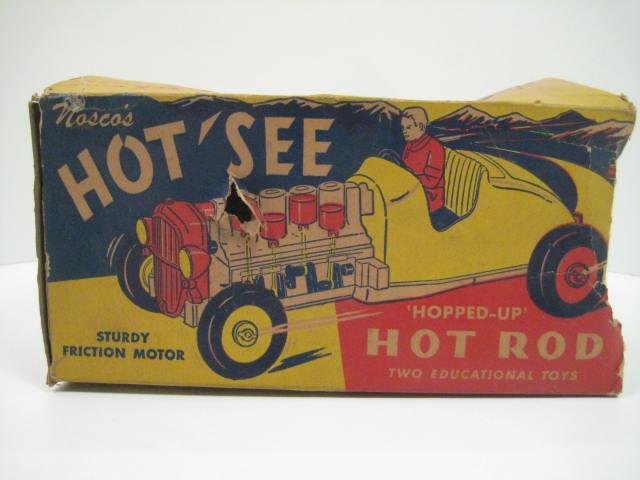 Nosco 'hot see 'hopped up' hot rod educational toys Img_4916