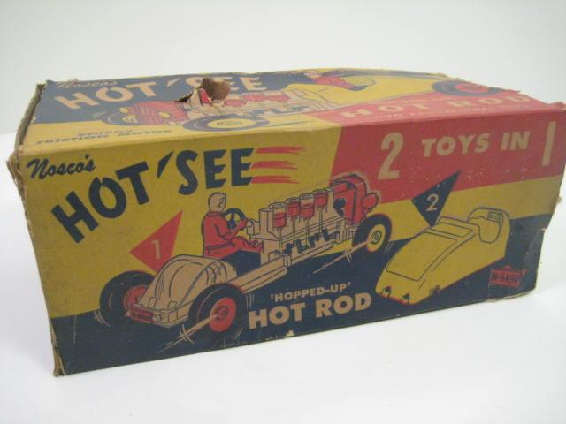 Nosco 'hot see 'hopped up' hot rod educational toys Img_4919