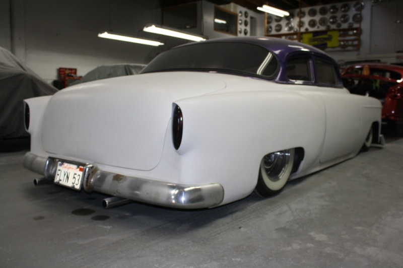 Chevy 1953 - 1954 custom & mild custom galerie - Page 2 Img_6312