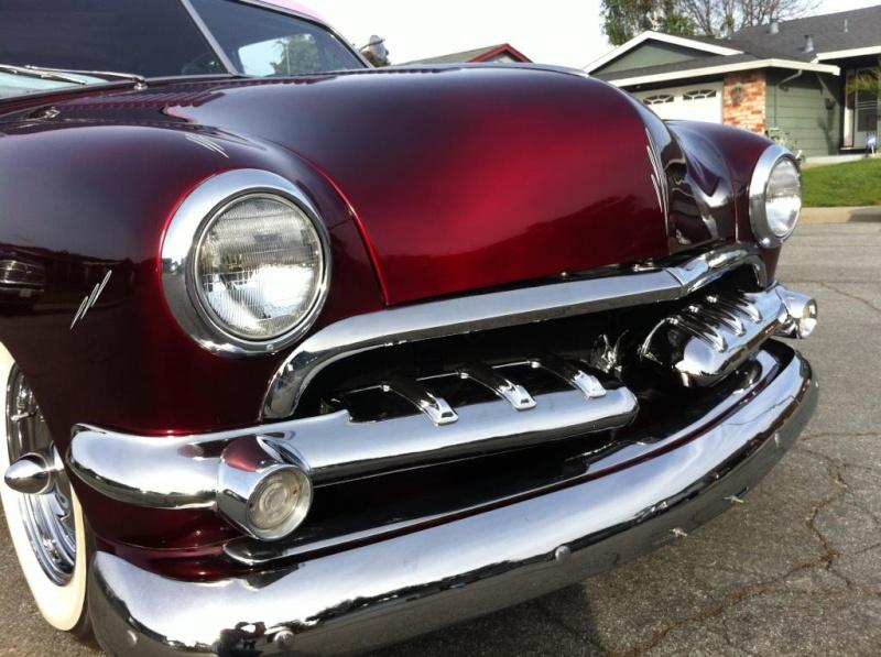 Ford 1949 - 50 - 51 (shoebox) custom & mild custom galerie - Page 3 Img_9010