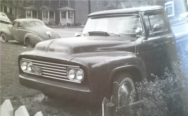 Ford Pick Up 1953 - 1956 custom & mild custom Kgrhqe10