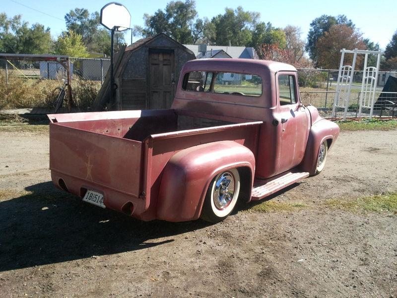 Ford Pick Up 1953 - 1956 custom & mild custom Kgrhqe14