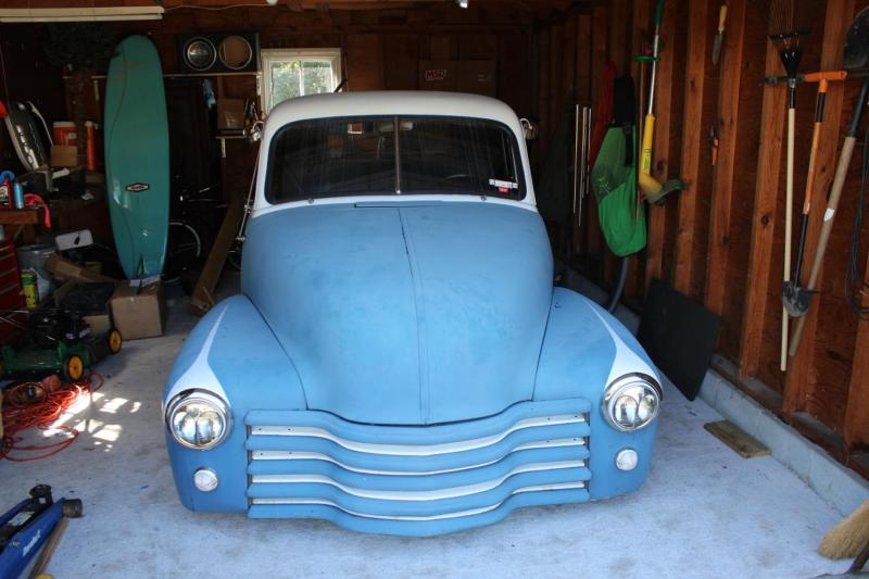 Chevy Pick up 1947 - 1954 custom & mild custom Kgrhqf26