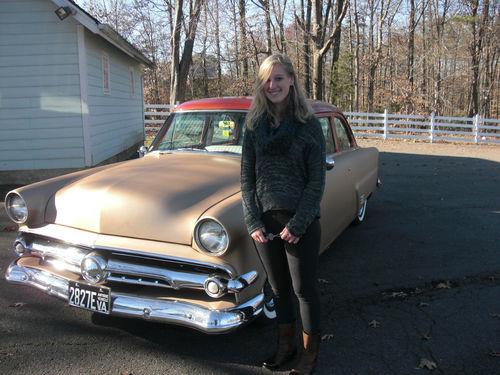 Ford 1952 - 1954 custom & mild custom Kgrhqf57