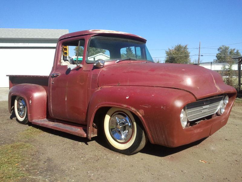 Ford Pick Up 1953 - 1956 custom & mild custom Kgrhqi11