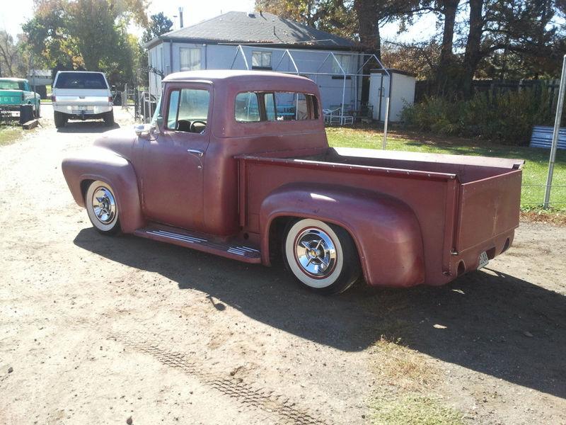 Ford Pick Up 1953 - 1956 custom & mild custom Kgrhqi12