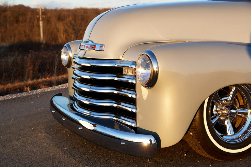 Chevy Pick up 1947 - 1954 custom & mild custom Kgrhqi19