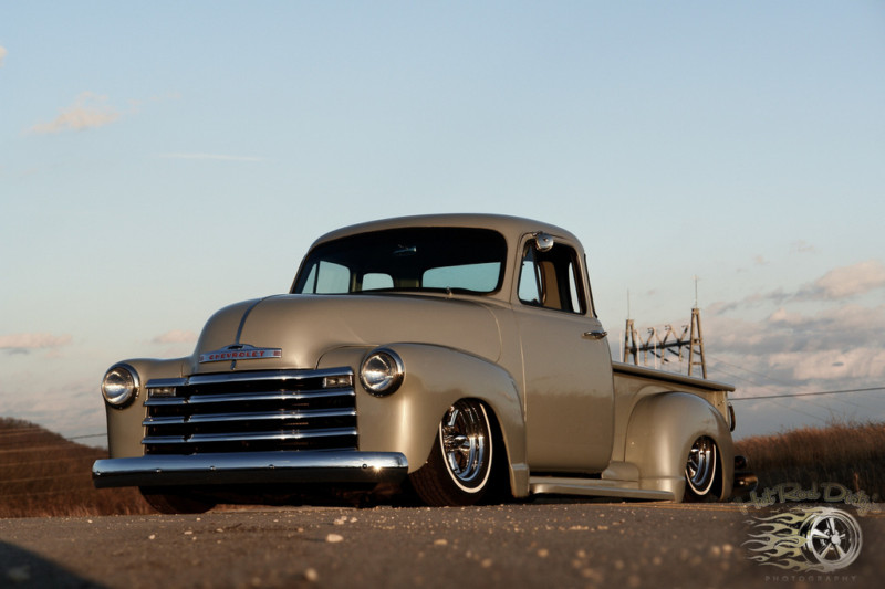 Chevy Pick up 1947 - 1954 custom & mild custom Kgrhqj18