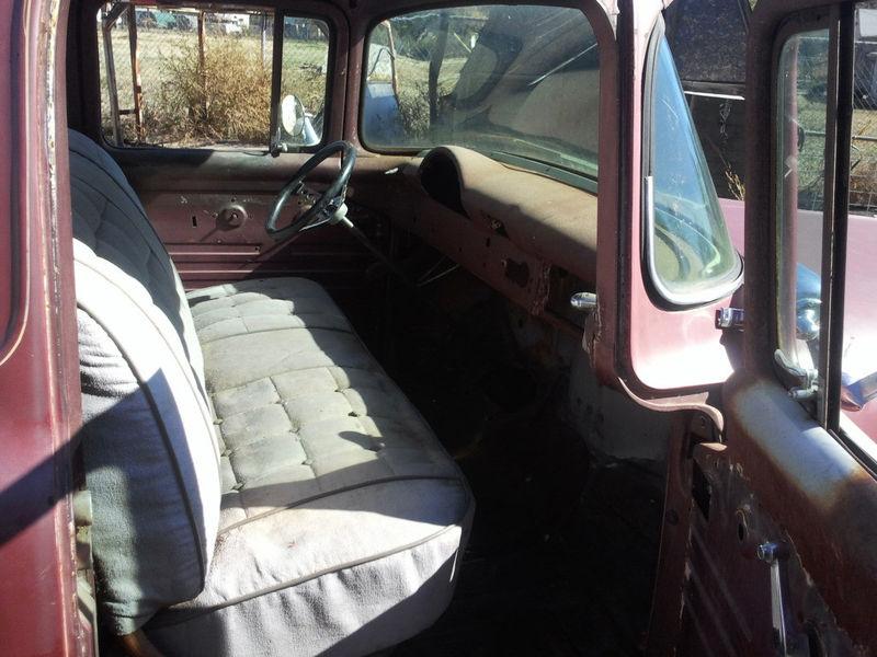Ford Pick Up 1953 - 1956 custom & mild custom Kgrhqm11