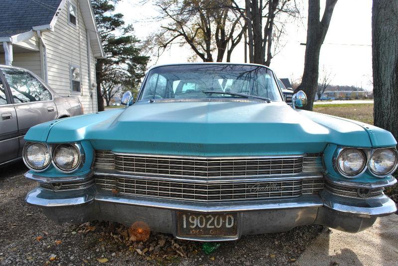 Cadillac 1961 - 1968 Custom & mild custom Kgrhqn11